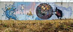 Street art from around the world Street Art Love, Amazing Street Art, Street Smart, Street Art Utopia, Street Art Graffiti, Spain Images, Young Art, Political Art, Banksy