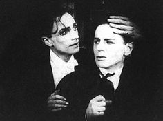 """Conrad Veidt  in """"Anders als die Andern"""" (1919) The First equal gay right picture ever made."""