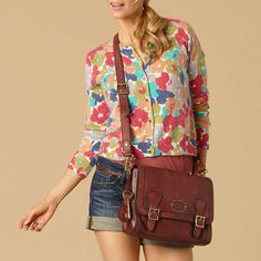 FOSSIL® Handbag Collections Vintage Re-Issue:Women Vintage Re-Issue Messenger ZB5189 $228