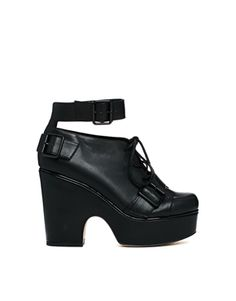 ASOS EASY AS PIE Ankle Boots