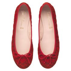 Pretty Ballerinas Rosario shoes