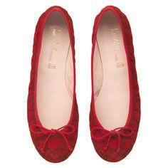 Pretty Ballerinas Rosario shoes