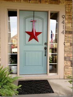 Door color