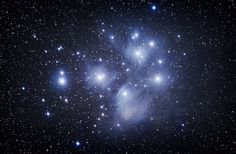 The Pleiades are some of the first stars ever written about, appearing in Chinese annals around 2350 BC.