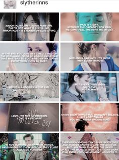 Doctor Who + Quotes