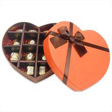 A good gift for wife:Scrumptious Heart Chocolate Box Romantic Gifts For Wife, Best Gift For Wife, Birthday Gift For Wife, Valentine Day Gifts, Valentines, 25th Anniversary Gifts, Chocolate Box, Online Gifts, Personalized Gifts
