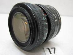 L1648GC TAMRON 28-70mm F3.5-4.5 φ52 TELE MACRO ジャンク_画像1