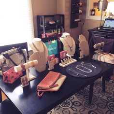 Tips for hosting a Stella and Dot Trunk Show