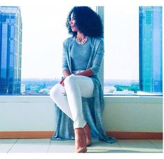 How To Wear Stylish Hairstyles Without Compromising Professionalism  Read the article here - http://blackhairinformation.com/general-articles/tips/wear-stylish-hairstyles-without-compromising-professionalism/
