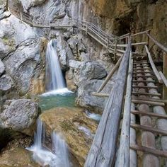 Bärenschützklamm – Famous Last Words Beautiful World, Beautiful Places, Road Trip Europe, Heart Of Europe, Need A Vacation, Weekend Trips, Vacation Destinations, Places To See, The Good Place