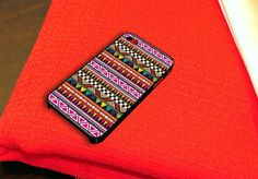 Aztec Tribal Pattern iPhone 4 iPhone 4S Case by caseboy on Etsy, $15.79