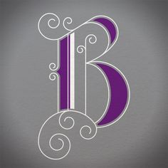 The Letter B by Jeff Raulie