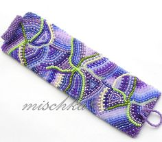Provence III Bracelet by mischka.anna, via Flickr