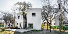 TECTUM Architecture. Acacias Housing. Córdoba Argentina
