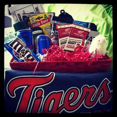 Easter basket i made my boyfriend gift ideas pinterest get your boyfriend a basket full of the things he needs wants and loves for negle Choice Image