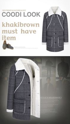 Mustang Leather Jacket [K&B] 11Street #koreanfashion #koreanstyle #outerwear