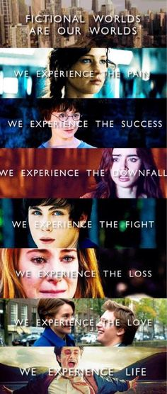 Divergent and Harry Potter