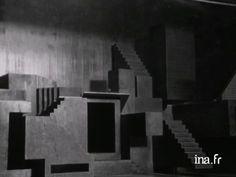 Joseph Svoboda set design. Europe of Cultures - Fiche Média