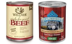 "The FDA is investigating four complaints for ""elevated levels of naturally occurring beef thyroid hormone"" in WellPet's Wellness and Blue Buffalo's Blue Wilderness. Each company has recalled the following specific production lots: WellPet's ""Wellness 95% Beef Topper for Dogs"" in 13.2-ounce cans with best-by dates of ""02 FEB 19,"" ""29 AUG 19"" and ""30 AUG 19."" The best-by dates can be found on the bottom of the cans. Blue Buffalo's ""Blue Wilderness Rocky Mountain Recipe Red Meat Dinner Wet Food…"