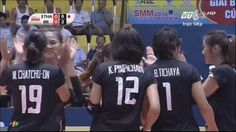 Popular Right Now - Thailand : Thailand vs Iran - 2016 AVC CUP...