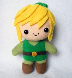 Peluche de Link