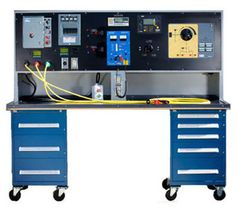 Custom Electrical Test Bench