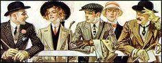Arrow Collars and Shirts (1907) Joseph Christian Leyendecker
