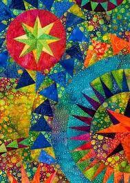 The Colourful quilt by Jacqueline deJong