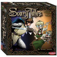 Playroom Entertainment Scary Tales 3 Prince Charming vs Hansel Book