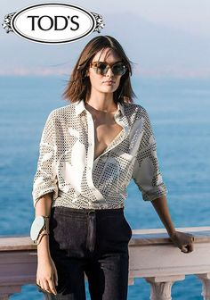 Tod's impeccable new eyewear conveys tradition, quality and modernity