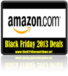 Amazon Black Friday 2013 Deal Predictions