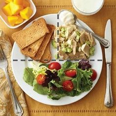 Plate Method Meal Ideas | Diabetic Living Online