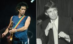 Nearly 30 years ago, Keith Richards threatened the Republican presidential candidate Donald Trump with a knife before the Rolling Stones' concert in Atlantic City in 1989 during their Steel Wheels tour.