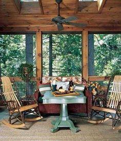 rustic porch, need...