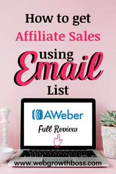 "For a whole generation of marketers, the term ""email marketing software"" still means AWeber, the oldest email marketing and automation tool on the web. Can it still meet the demands of modern-day marketers, marketing strategy and web marketing? Is it still worth investing in? KEEP READING #aweber #emailmarkrtingtips #emaillist #aweberpricing #blogging Email Marketing Software, Affiliate Marketing, Digital Marketing, Make Real Money Online, Make Money Blogging, How To Start A Blog, How To Get, Social Media Engagement, Email Campaign"