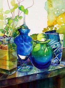 Carolyn Owen Sommer WATERCOLOR