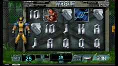 The brand new game of Wolverine Slot Machine http://www.bonus4casino.net
