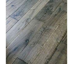 hardwood flooring weathered brown gray