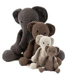 Edward's Menagerie crochet animals patterns book