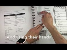 How to Use Interactive Notebooks in the World Language Classroom: In this blog you will find out how to use interactive notebooks and activities and will see short videos of my Master Spanish One and Spanish Two Interactive Notebooks. Spanish Class, Spanish Lessons, Teaching Spanish, Spanish Interactive Notebook, Interactive Notebooks, World Language Classroom, Teachers Corner, World Languages, Grammar And Vocabulary
