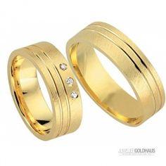 #Trauringe #Eheringe Gold Gelbgold - CERA3512