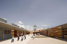 Jardim de Infância Parque Goya / Magén Arquitectos