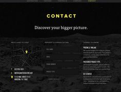21Inspiring Contact Pages