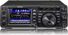 FT-991 ALL-BAND, MULTIMODE PORTABLE TRANSCIEVER