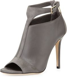 e72d89337408 Shoes · Jimmy Choo Viana Leather Ankle Bootie