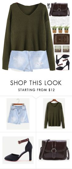 """they need"" by scarlett-morwenna ❤ liked on Polyvore featuring WithChic, Polaroid and vintage"