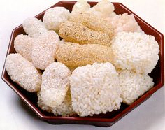 유과(Yugwa), A Korean Traditional Confectionery.