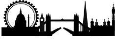 london silhouette - Google Search