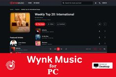 Best Music Online Player is Wynk Music for PC Free Download Wynk Music fo PC #Wynk #WynkMusic #India #Music #Player Wynk Music, Music App, Music Files, Good Music, Non Stop Music, Radio Channels, Music Search, Music Online, Open App