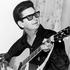 """Roy Orbison-My all time favorite singer...have nearly every album...songs always seemed be be about """"love gone wrong, or dies,) and leaves him """"Lonely"""""""
